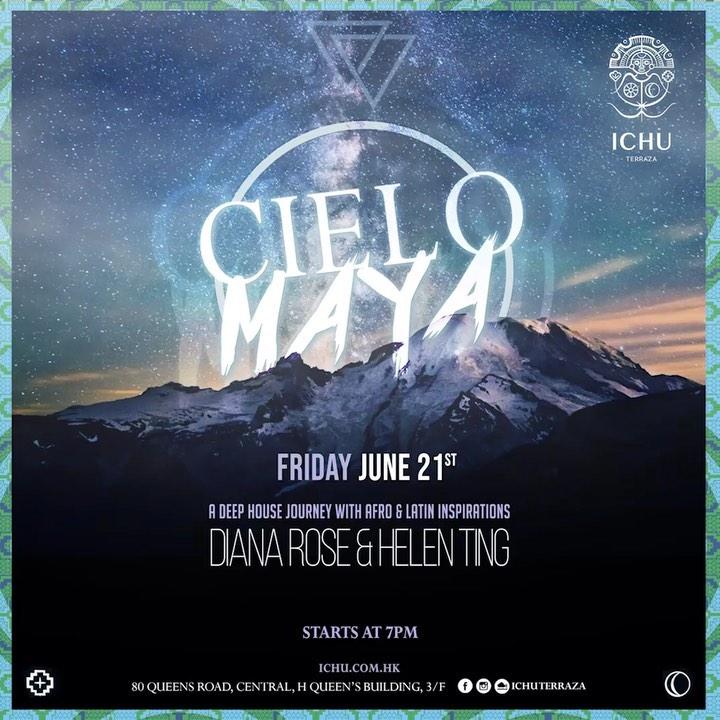 ICHU Restaurant & Bar   Events   Cielo Maya