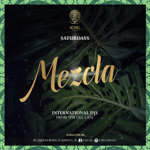 ICHU Restaurant & Bar | Events | MEZCLA