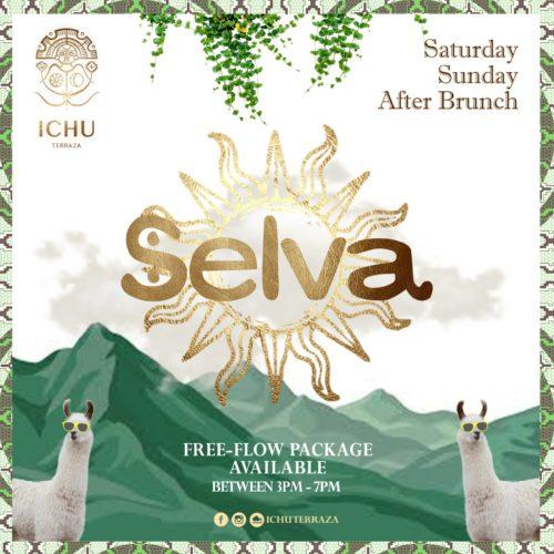 ICHU Restaurant & Bar | Events | SELVA